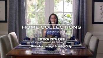 JCPenney Home Collections TV Spot, 'New Towel Day' - 1494 commercial airings
