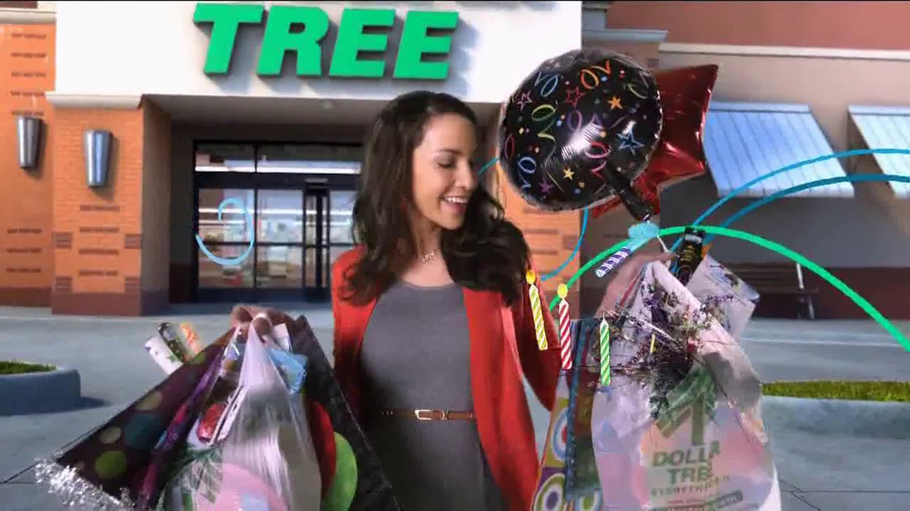 Dollar Tree Stores TV Commercial - Video