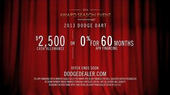 Dodge 2014 Award Season Event TV Spot Featuring Joan Rivers - Thumbnail 10
