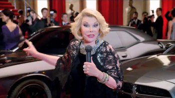 Dodge 2014 Award Season Event TV Spot Featuring Joan Rivers - 97 commercial airings