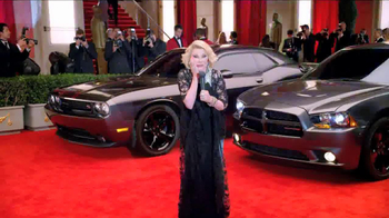 Dodge 2014 Award Season Event TV Spot Featuring Joan Rivers - Thumbnail 6