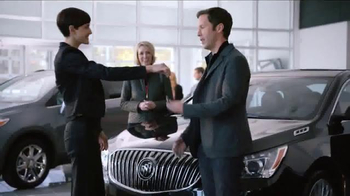 2014 Buick Enclave TV Spot, 'Lighting' - Thumbnail 8