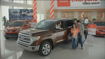 Toyota #1 For Everyone Sales Event TV Spot, 'The Three of Us' - Thumbnail 10