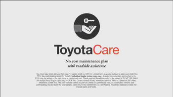 Toyota #1 For Everyone Sales Event TV Spot, 'The Three of Us' - Thumbnail 8