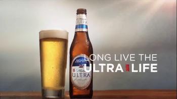 Michelob Ultra TV Spot, 'Refreshing Take on Life' - Thumbnail 10