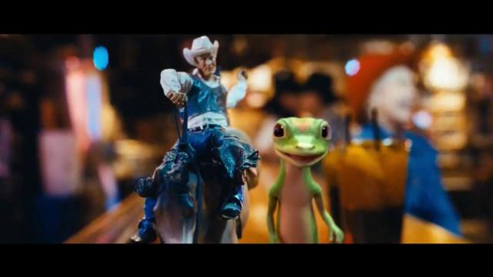 Sexy legs line dancing geico commercial