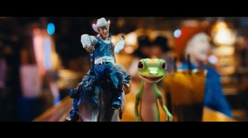 GEICO TV Spot, 'Line Dancing' Song by Wrinkle Neck Mules - 8176 commercial airings