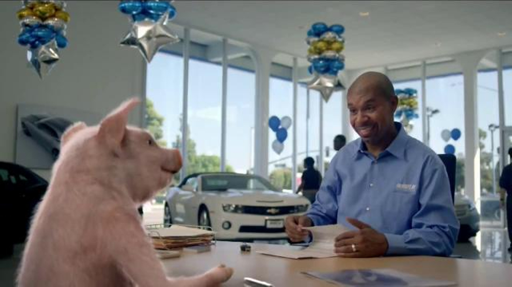 GEICO TV Commercial, 'Trade In'