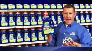 OxiClean TV Spot, '3 Stain Fighters' - Thumbnail 10