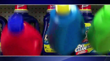 OxiClean TV Spot, '3 Stain Fighters' - Thumbnail 2