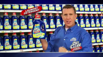 OxiClean TV Spot, '3 Stain Fighters' - 20582 commercial airings