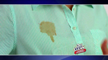 OxiClean TV Spot, '3 Stain Fighters' - Thumbnail 4