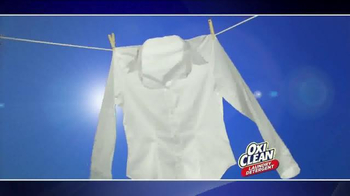 OxiClean TV Spot, '3 Stain Fighters' - Thumbnail 9