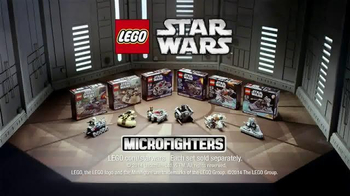 LEGO Micro Fighters TV Spot, 'Defeat the Empire' - Thumbnail 10