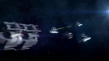 LEGO Micro Fighters TV Spot, 'Defeat the Empire' - Thumbnail 2