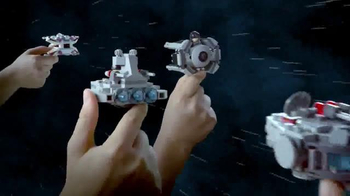 LEGO Micro Fighters TV Spot, 'Defeat the Empire' - Thumbnail 5