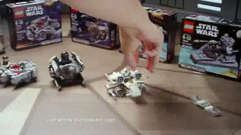 LEGO Micro Fighters TV Spot, 'Defeat the Empire' - Thumbnail 9