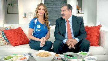 AT&T TV Spot, 'Atractivo' Con Sofía Vergara y Fernando Fiore [Spanish] - 63 commercial airings
