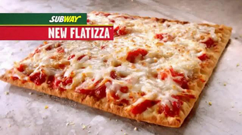 Subway Flatizza TV Spot - Thumbnail 2