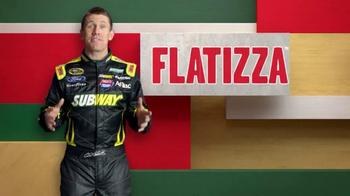 Subway Flatizza TV Spot - 444 commercial airings
