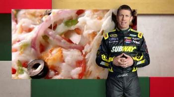 Subway Flatizza TV Spot - Thumbnail 7