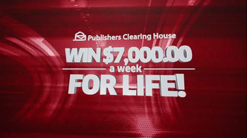 Publishers Clearing House TV Spot, 'Set For Life Prize' - Thumbnail 3