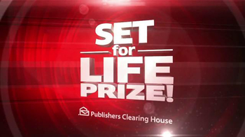Publishers Clearing House TV Spot, 'Set For Life Prize' - Thumbnail 6