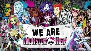 Monster High: Frights, Camera, Action Dolls TV Spot - Thumbnail 1