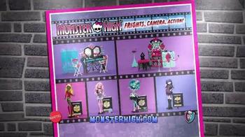 Monster High: Frights, Camera, Action Dolls TV Spot - Thumbnail 10