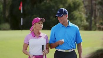 LPGA TV Spot, 'Golf Teacher' Featuring Paula Creamer