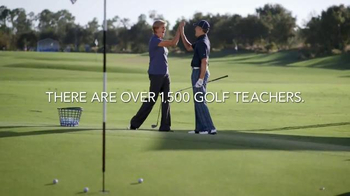 LPGA TV Spot, 'Golf Teacher' Featuring Paula Creamer - Thumbnail 10