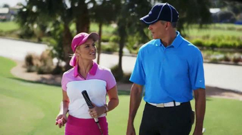 LPGA TV Spot, 'Golf Teacher' Featuring Paula Creamer - Thumbnail 6