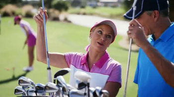 LPGA TV Spot, 'Golf Teacher' Featuring Paula Creamer - Thumbnail 7