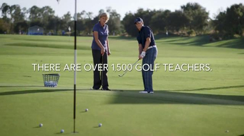 LPGA TV Spot, 'Golf Teacher' Featuring Paula Creamer - Thumbnail 9