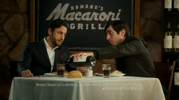 Romano's Macaroni Grill Original Recipe Chef's Tasting Menu TV Spot - Thumbnail 5