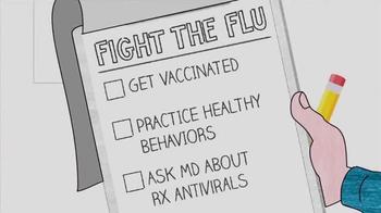 NFID TV Spot, 'Freddie the Flu Detective' - Thumbnail 6