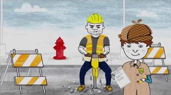NFID TV Spot, 'Freddie the Flu Detective' - Thumbnail 8