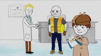 NFID TV Spot, 'Freddie the Flu Detective' - Thumbnail 9
