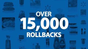 Walmart TV Spot, 'Rollback Madness' - Thumbnail 8