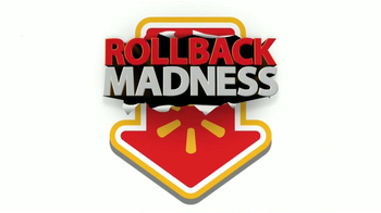 Walmart Rollback Madness TV Spot [Spanish] - Thumbnail 6