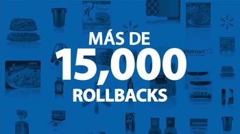Walmart Rollback Madness TV Spot [Spanish] - Thumbnail 5