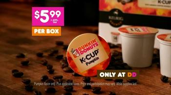 Dunkin' Donuts Pumpkin K-Cup Packs TV Spot, 'Best Day' - Thumbnail 9