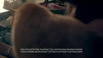 Dunkin' Donuts Pumpkin K-Cup Packs TV Spot, 'Best Day' - Thumbnail 2