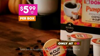 Dunkin' Donuts Pumpkin K-Cup Packs TV Spot, 'Best Day' - Thumbnail 8