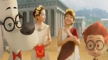 McDonald's Happy Meal TV Spot, 'Mr. Peabody & Sherman' - Thumbnail 5