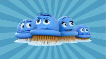 Scrubbing Bubbles Bathroom Cleaner TV Spot, 'Let's Bubble' [Spanish] - Thumbnail 2