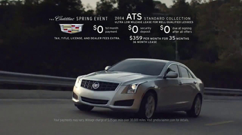 Cadillac Spring Event TV Spot, 'Playground' - Thumbnail 8