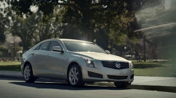 Cadillac Spring Event TV Spot, 'Playground'