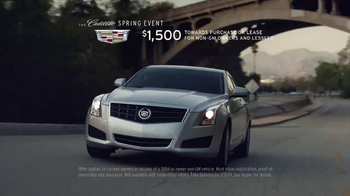 Cadillac Spring Event TV Spot, 'Playground' - Thumbnail 7
