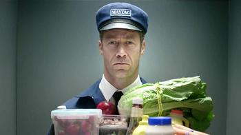 Maytag TV Spot, 'Refrigerator Runnin'' Featuring Colin Ferguson - Thumbnail 1